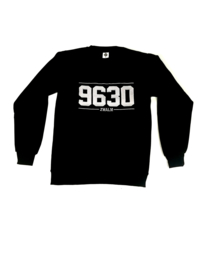 Sweater 9630 Zwart