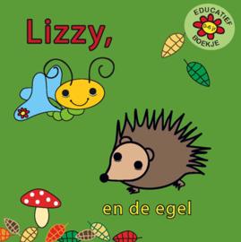 Kinderboekje Lizzy en de egel