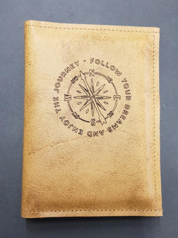 Paspoort mapje