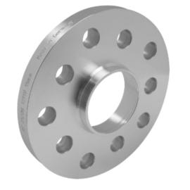 Spacers 5x120 - Zilver