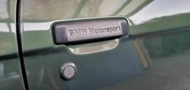 """Door Handles """"BMW Motorsport"""""""