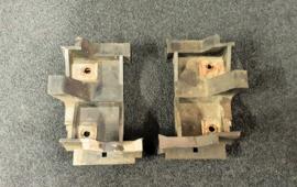Bumpergeleiders type 2 voorkant