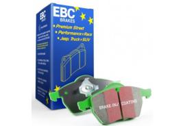E30 EBC - Remblokkenset Vooras DP2779 - Greenstuff