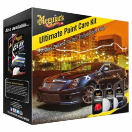 Meguiar's Ultimate Paint Care Kit