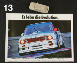 E30 Posters nummer 13 t/m 24