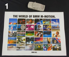 E30 Posters nummer 1 t/m 12