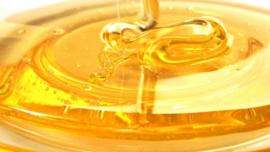 Vanilla Creamed Honeycombe