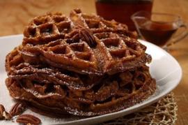 Pecan & Pumpkin Waffles BB&W.Type