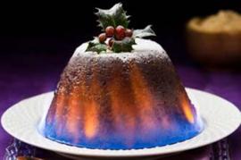 Buttered Brandy Cake