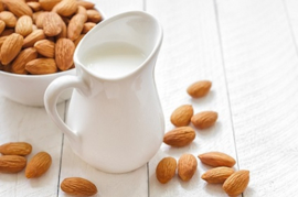 Milky Almonds