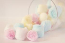 Fluffed Marshmallow