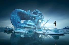 Look: It's Frozen!
