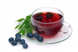 Blueberry Chamomilla Tea