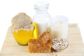 Milk - Honey and Oatmeal
