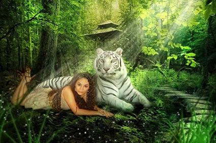 In the Jungle L.Type