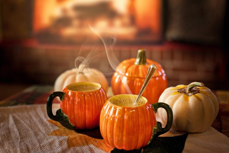 Pumpkin Latte goes Nuts BBW.Type