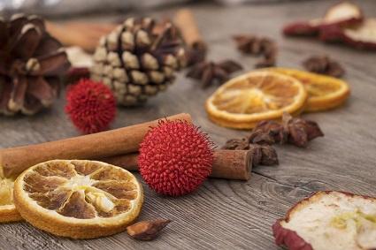 Splendid Christmas Spices
