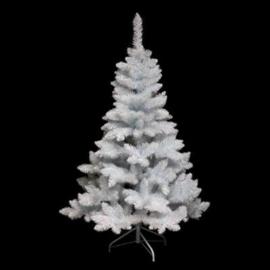 kunstboom bloeiend wit 210cm