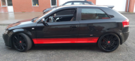 Striping Audi A3