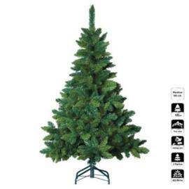 kunstboom bloeiend groen 180cm