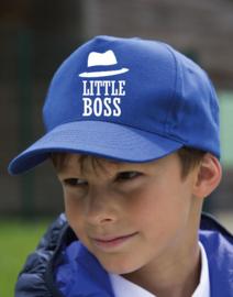 Kids Little Boss Cap