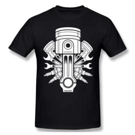Shirt Piston, Sleutels, Bougie