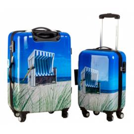 Reis Koffer set van 2