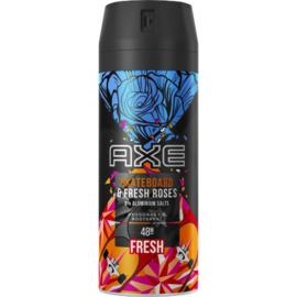 AXE DEO 6x150 ML SKATEBOARD