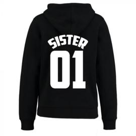 Hoodie Sister
