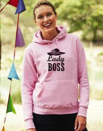 Lady Boss Hoodie