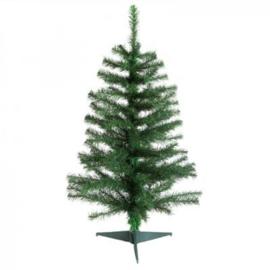 kunstboom elegant groen 100cm, groen