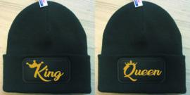 Muts King & Queen + Kroon