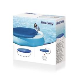 BestWay Cover voor Pool 244cm - Outdoor Swimming