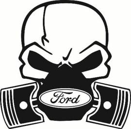 Ford Skull