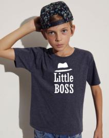 Kids Little Boss T-Shirt