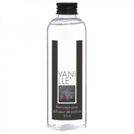 navulbare geurende vanille 200ml, transparant