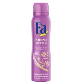 Fa Women Deodorant Purple Passion