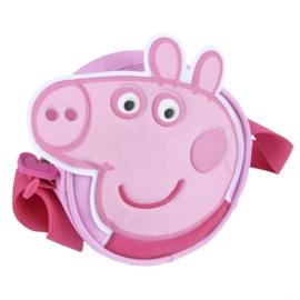 Peppa Pig - handtas schouderband, roze