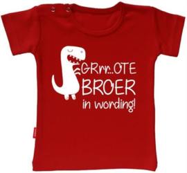Grrote Broer in wording