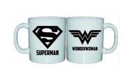 Mok Superman & Superwoman