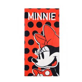 Minnie Mouse babybad handdoek
