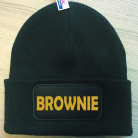 Muts Brownie (Goud)
