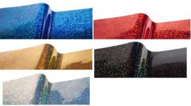 Glitterfolie (Keuze uit diverse kleuren)