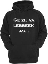 Hoodie Ge Zij Va Lebbeek As...