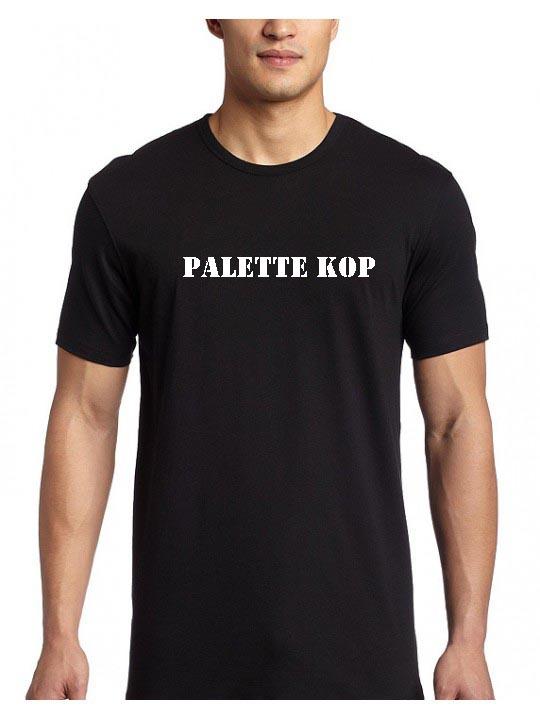 Shirt palette kop
