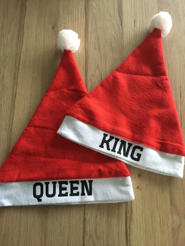 King & Queen Kerstmuts