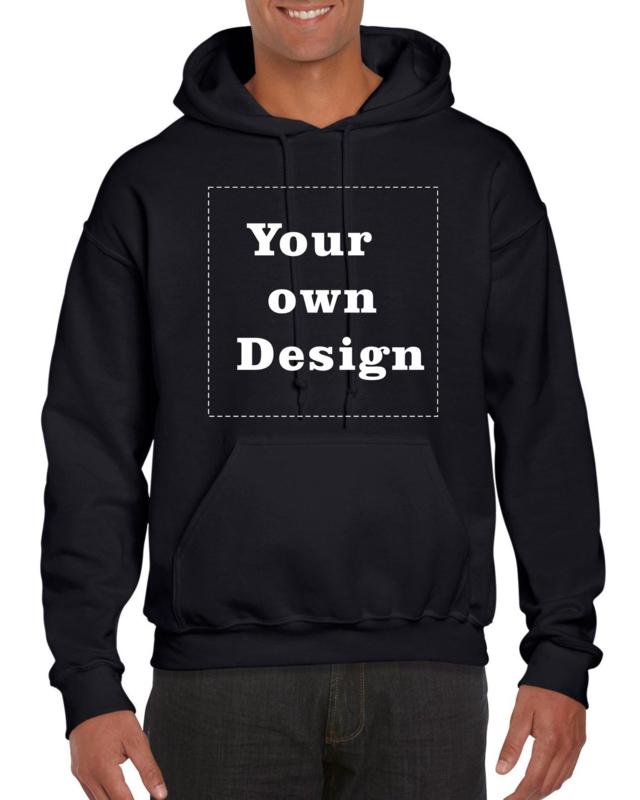 Hoodie eigen ontwerp
