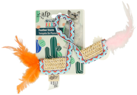 Whisker Fiesta Feather Storm