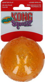 KONG squeezz crackle ball assorted large