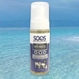Soos Pets Hypoallergenic Waterless Bath Mousse   160ml (CC)